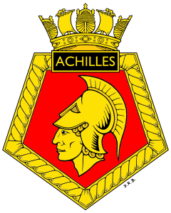 Achilles Badge